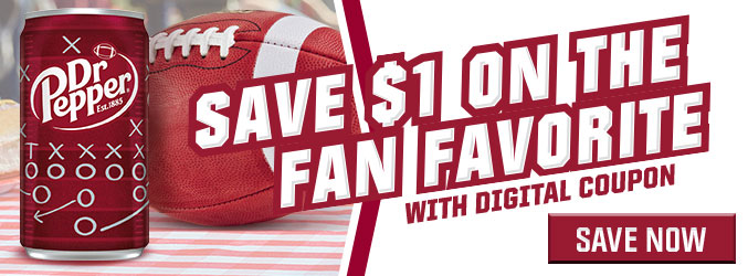 Save $1 on the fan favorite