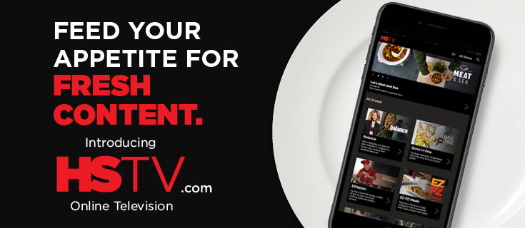Introducing hstv.com Online Television